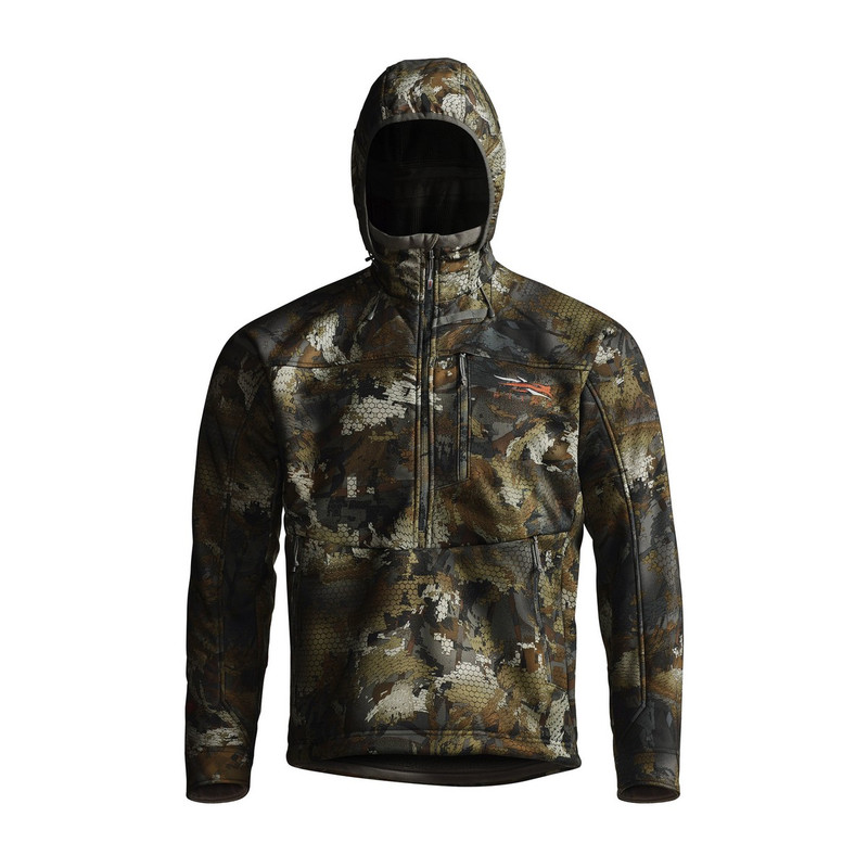 Sitka Dakota Hoody in Waterfowl Timber Color