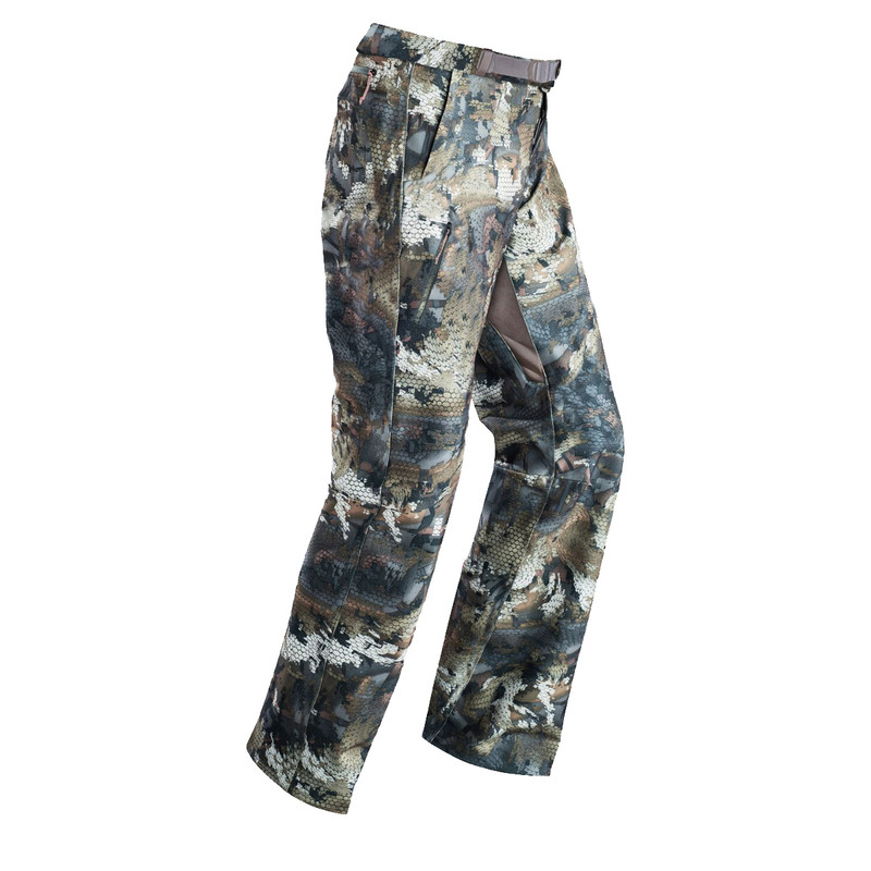 Sitka Gradient Pants in Waterfowl Timber Color