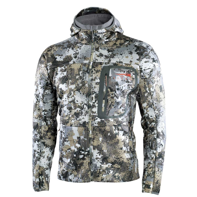 Sitka Equinox Hoody in Elevated II Color