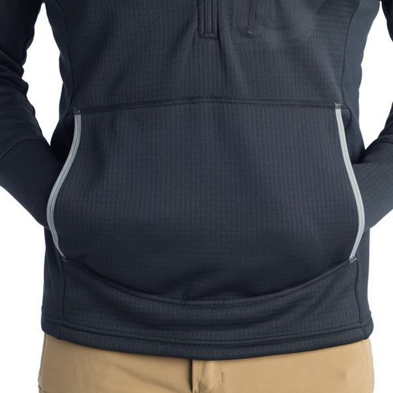 Sitka Fanatic Hoody in Black Color