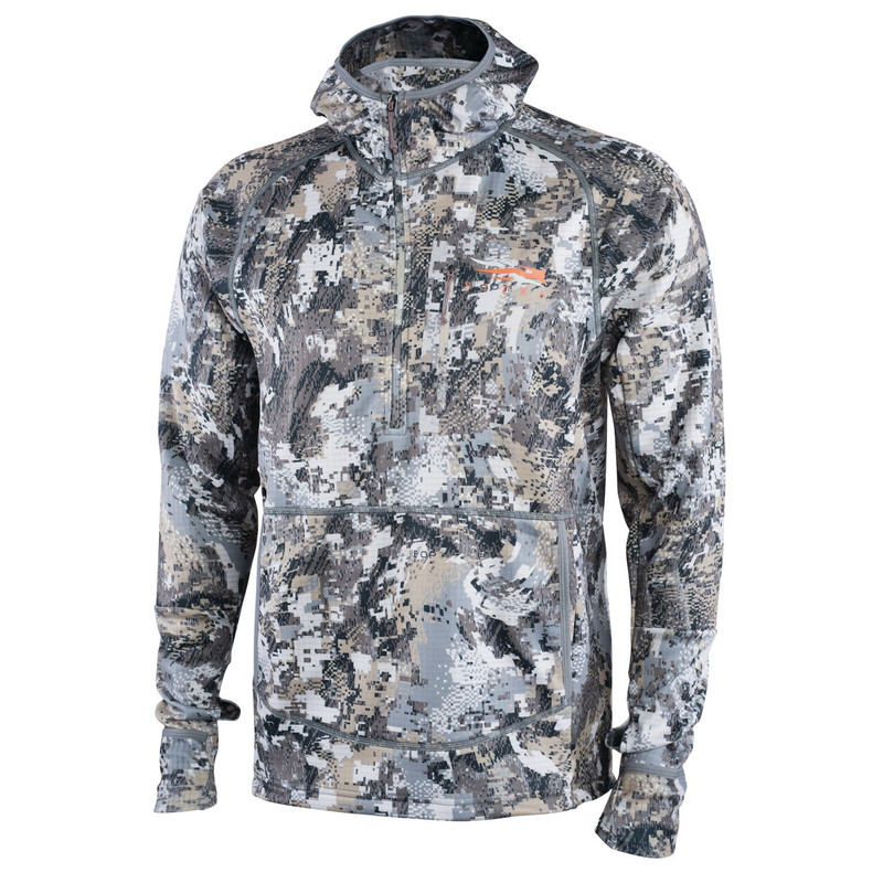 Sitka Fanatic Hoody in Elevated II Color