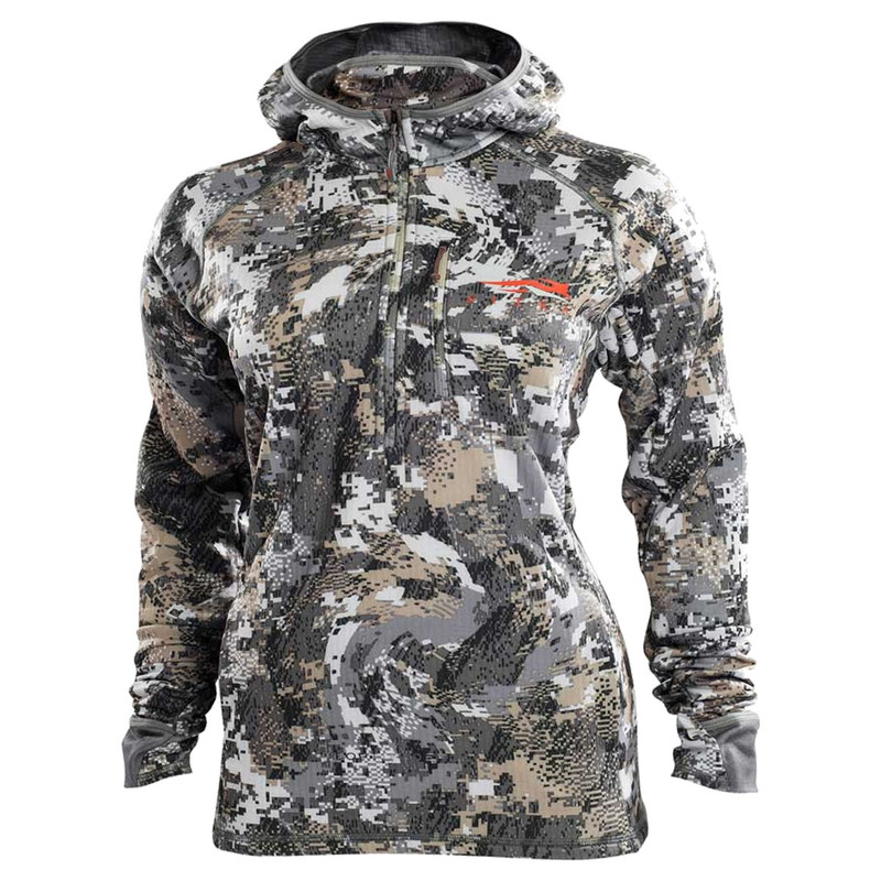 Sitka Womens Fanatic Hoody in Elevated II Color
