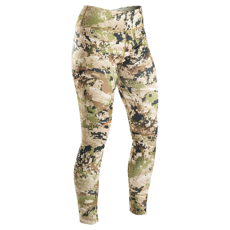 Sitka Women's Core Heavyweight Bottom in Waterfowl Marsh Color