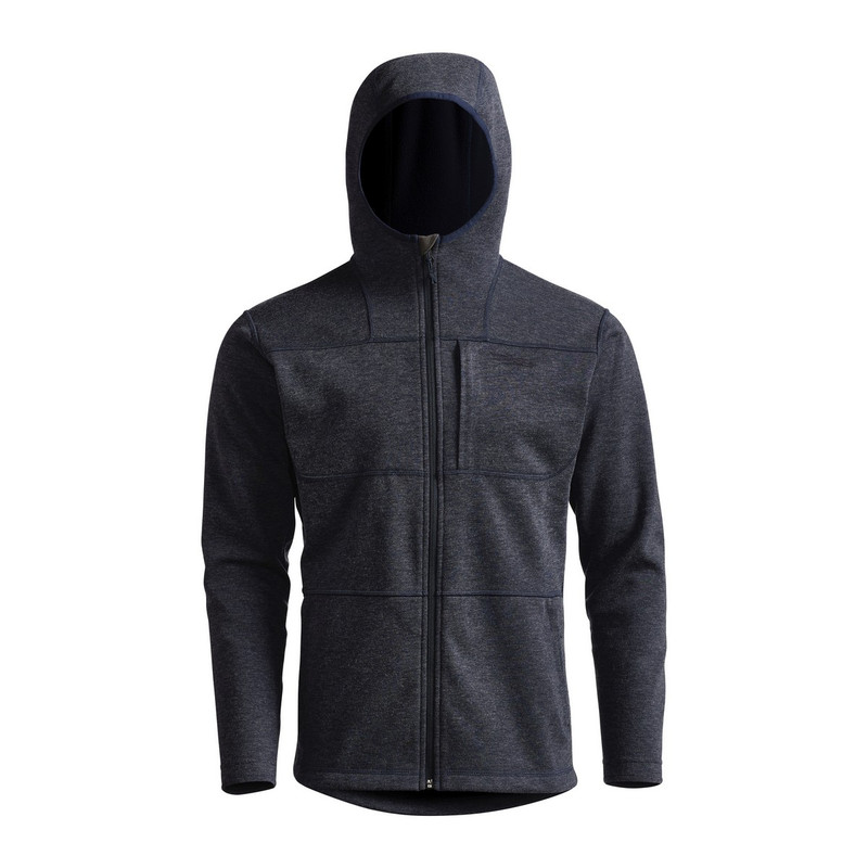 Sitka Camp Hoody in Eclipse Color
