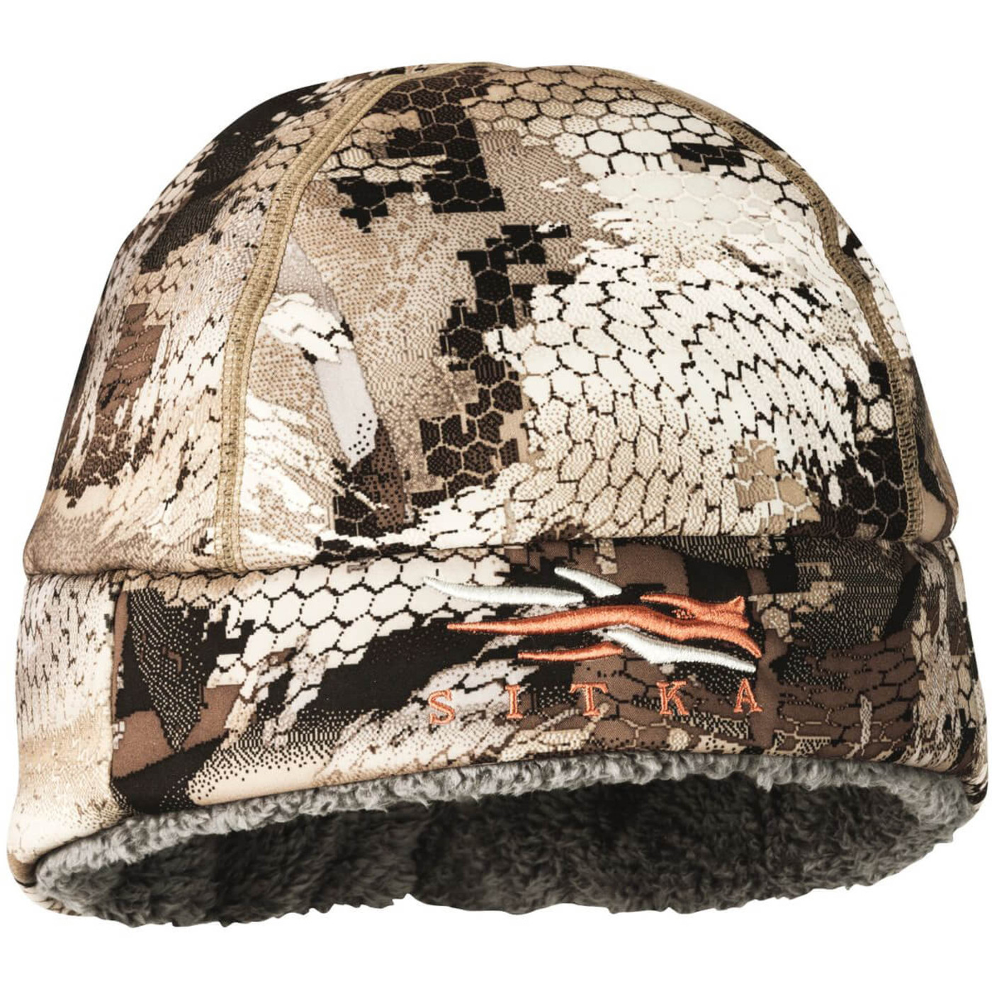 Sitka Boreal Windstopper Beanie in Waterfowl Marsh Color