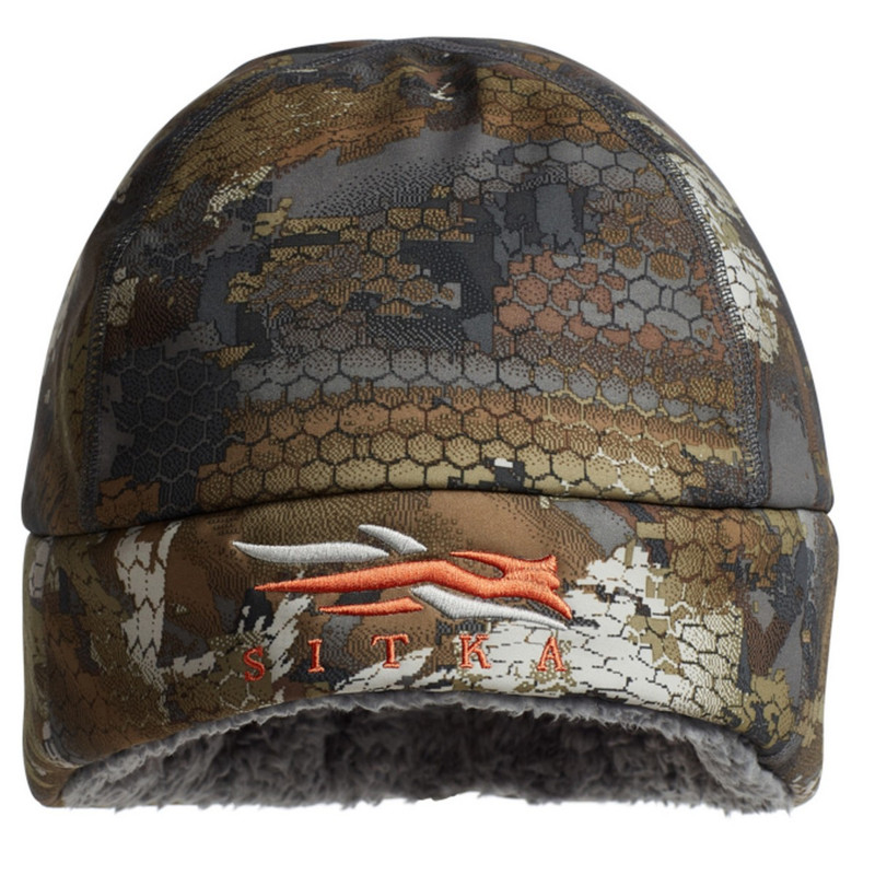 Sitka Boreal Windstopper Beanie in Waterfowl Timber Color