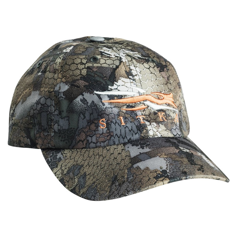Sitka Cap in Waterfowl Timber Color