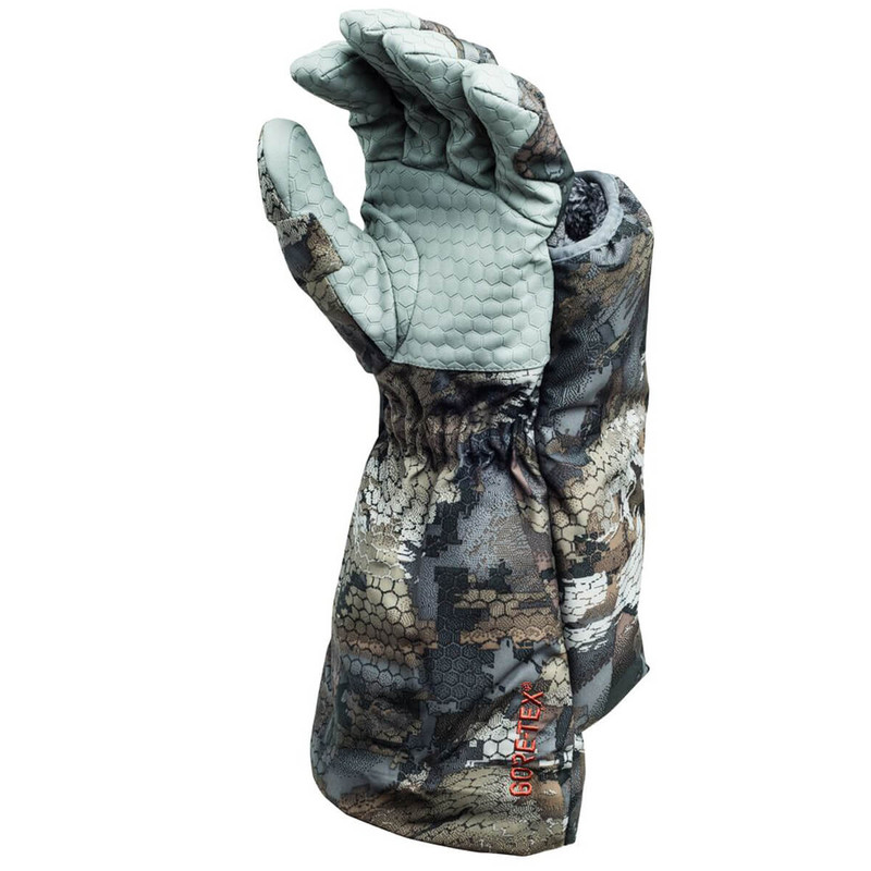 Sitka Callers Glove - Left Hand in Waterfowl Timber Color