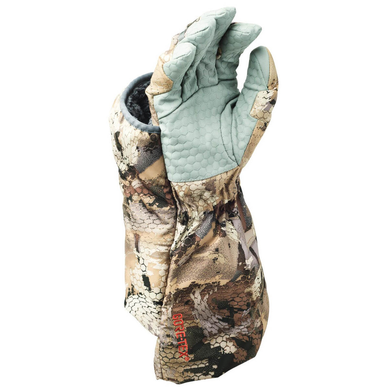 Sitka Callers Glove - Right Hand in Waterfowl Marsh Color