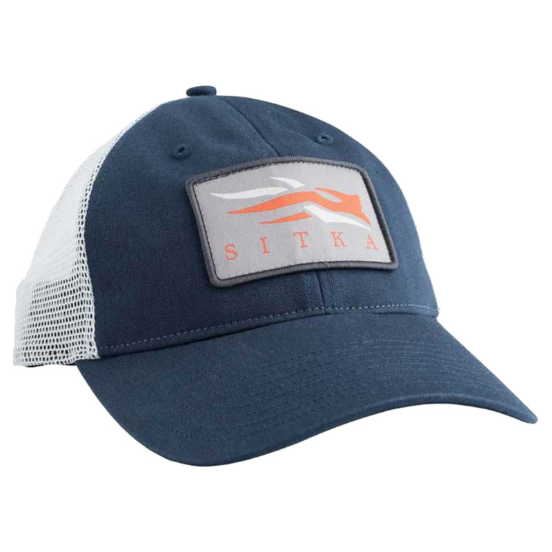 Sitka Meshback Trucker Cap in Eclipse Color