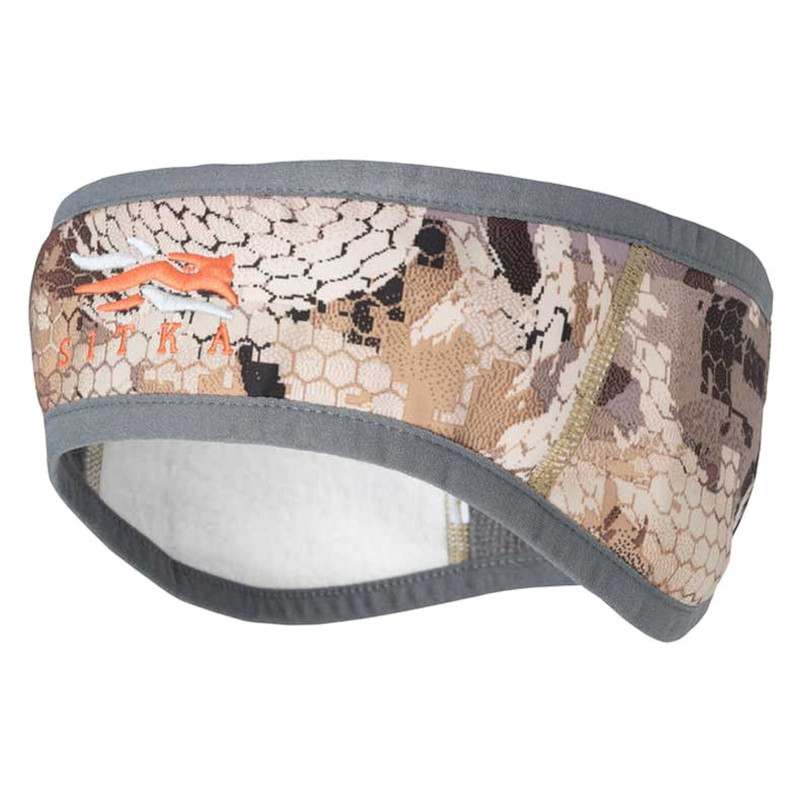 Sitka Women's Dakota Headband in Waterfowl Marsh Color