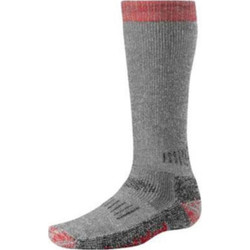 Smartwool Hunt Extra Heavy Over-the-Calf Socks - Grey Red
