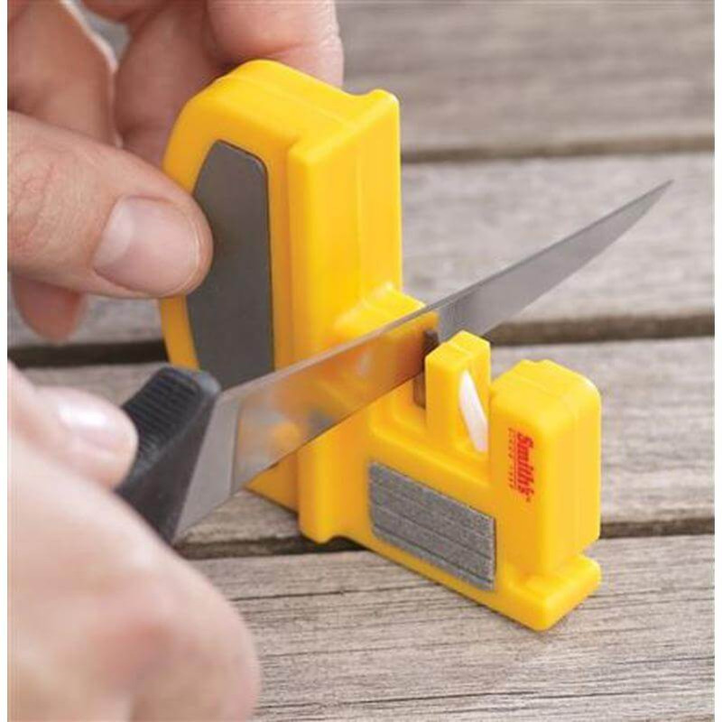 Smith's Deluxe Knife And Hook Sharpener