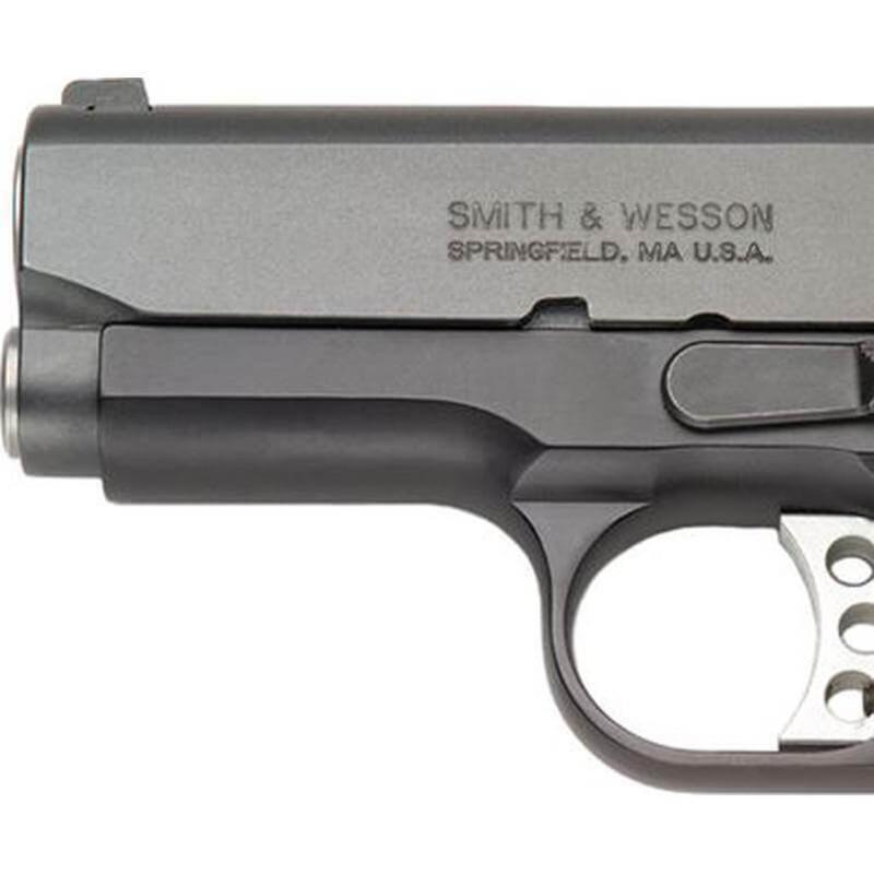 Smith & Wesson 178020 Model SW1911 Pro Sub Compact 45 ACP Pistol