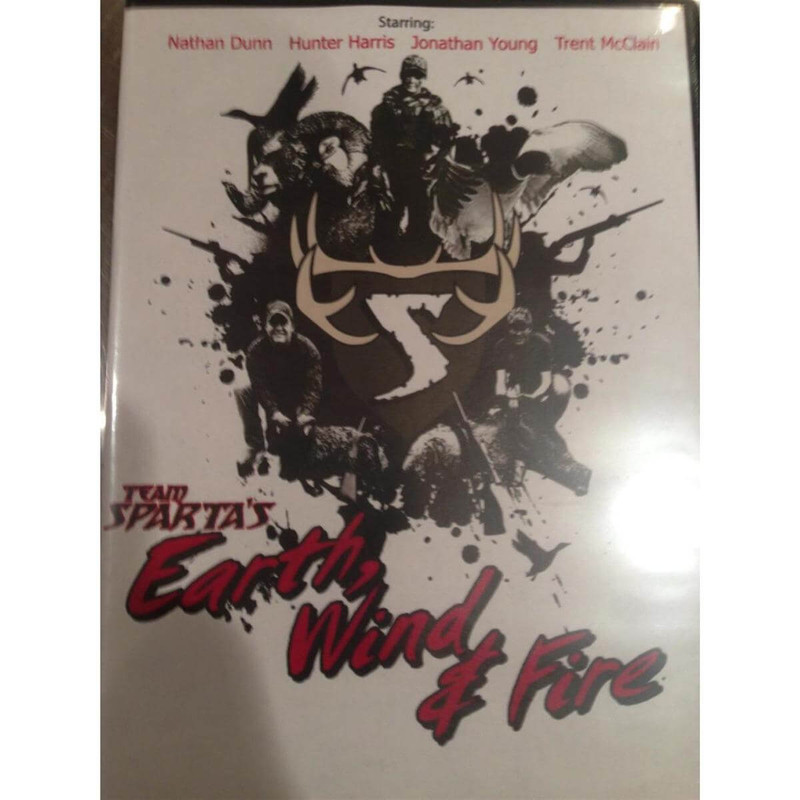 Team Sparta Earth Wind and Fire DVD