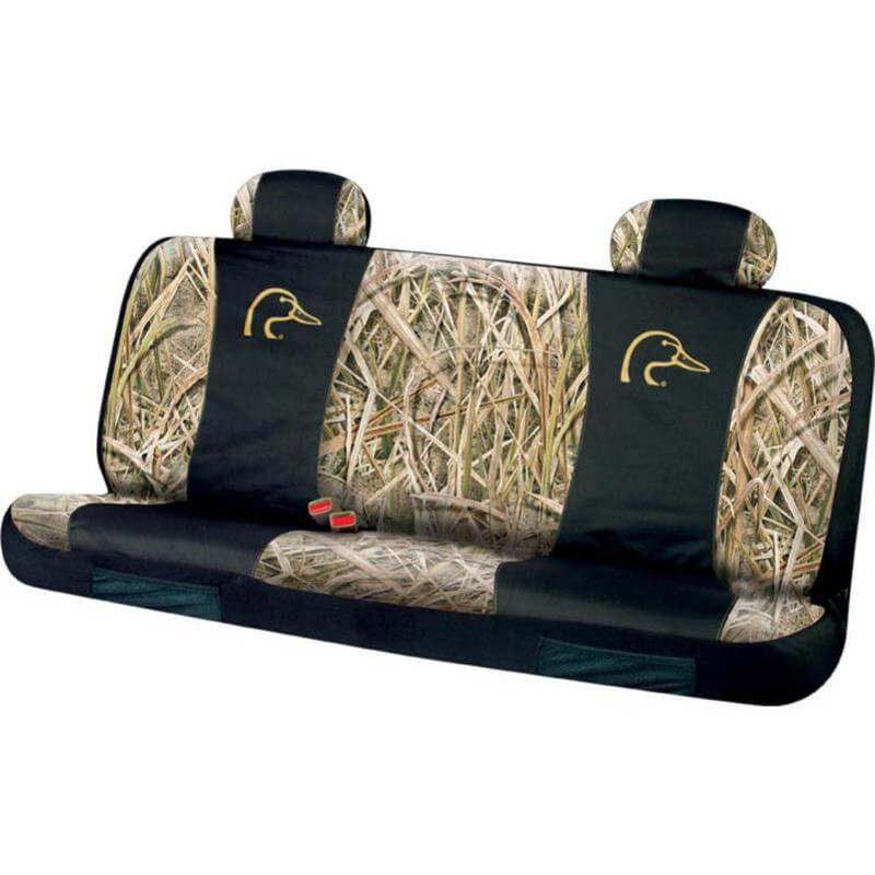 Ducks Unlimited Seat Covers >> Ducks Unlimited Bench Style Universal Seat Cover