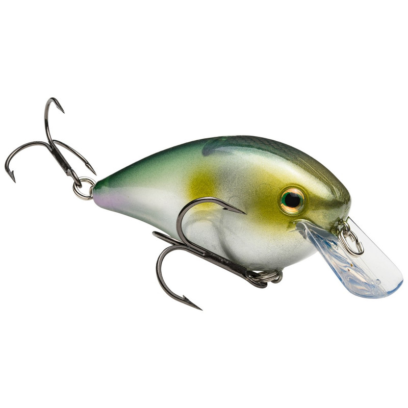 Strike King KVD 2.5 Squarebill Crankbait in Clearwater Minnow Color