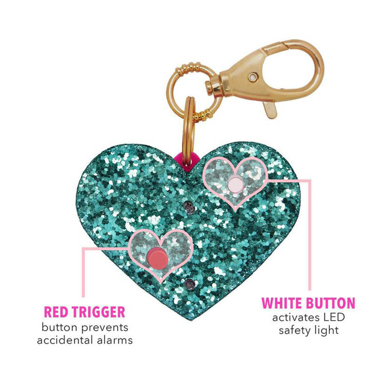 Blingsting Personal Alarm in Mint Color