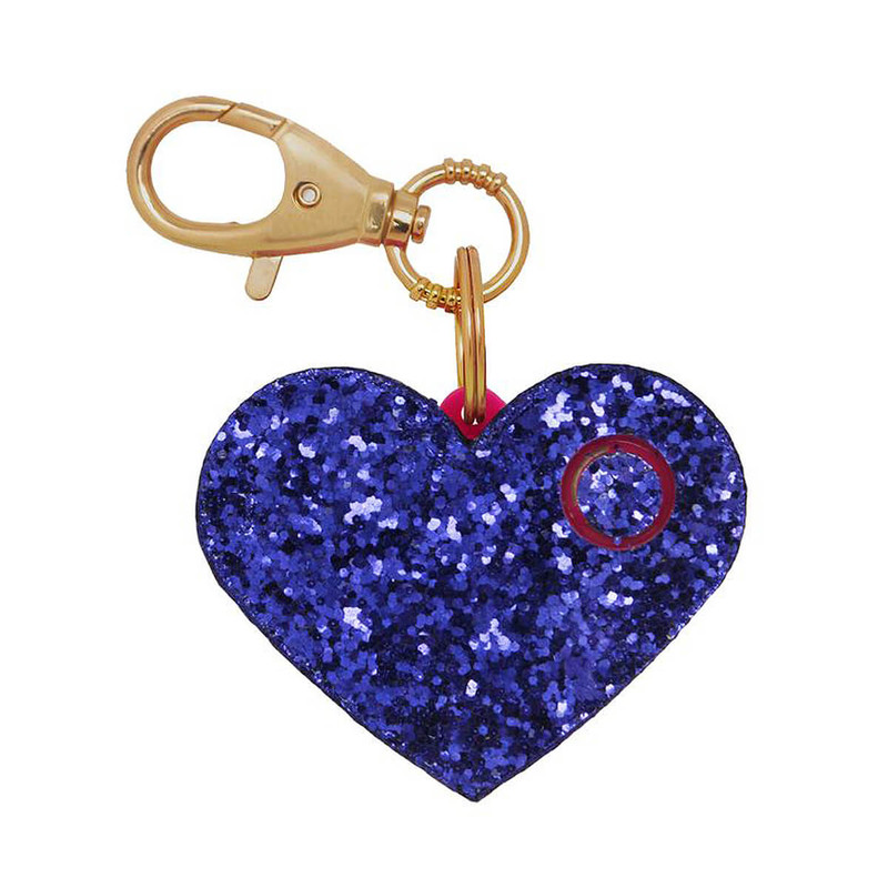 Blingsting Personal Alarm in Purple Color