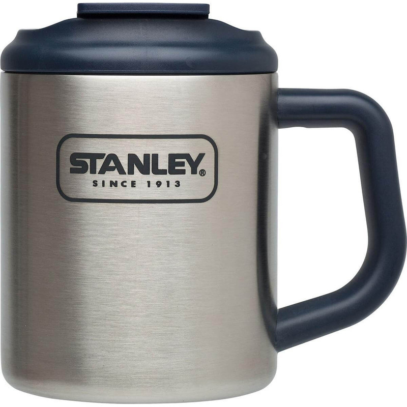 Stanley Classic Adventure Stainless Steel Camp Mug - 12 Oz