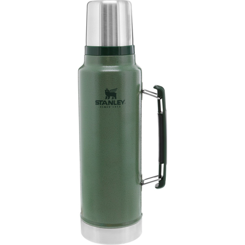 Stanley Classic Legendary Vacuum Thermos Bottle - 1.5 Quart in Green Color