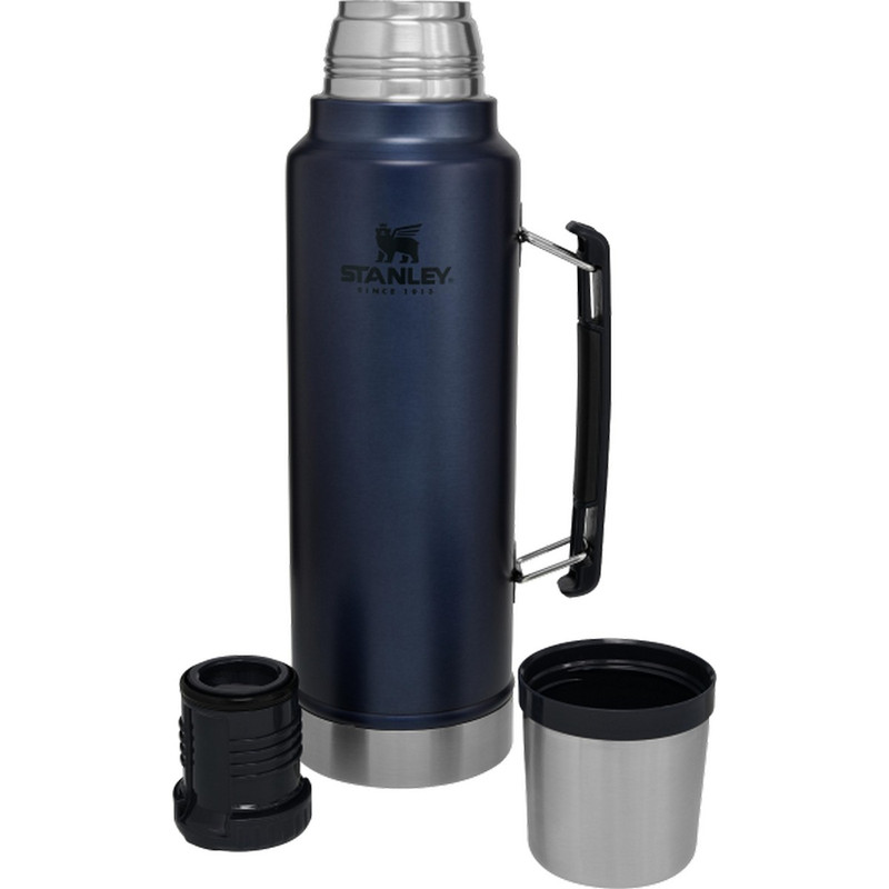 Stanley Classic Legendary Vacuum Thermos Bottle - 1.5 Quart in Nightfall Color