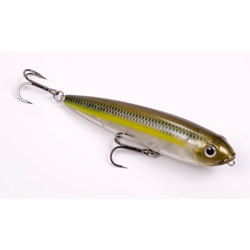 Strike King KVD Sexy Dawg Jr Fishing Lure in Sexy Ghost Color