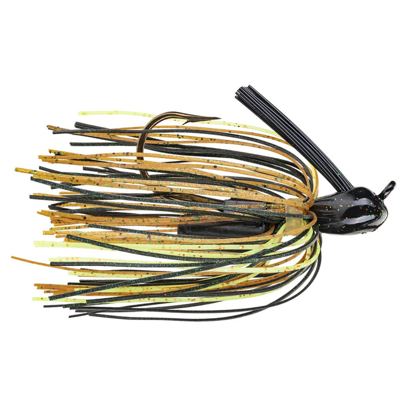 Strike King 3/8 oz Denny Brauer Premier Pro Model Jig in Texas Craw Color