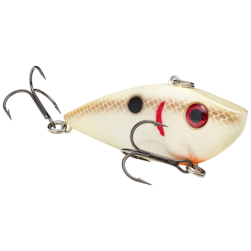 Strike King Red Eyed Shad Lipless Crankbait in Bad to the Bone