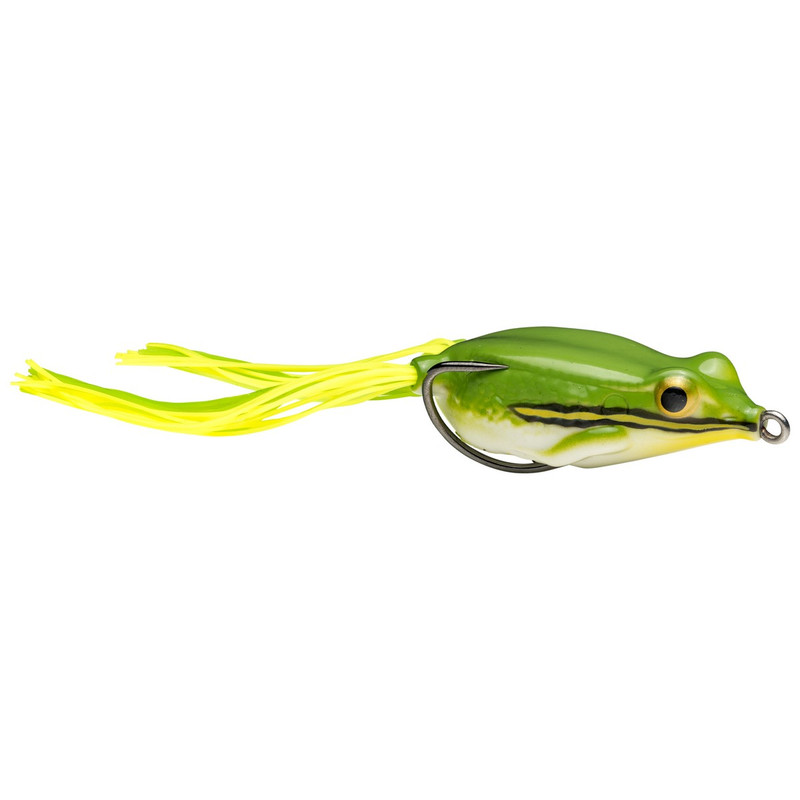 Strike King KVD Sexy Frog Topwater in Natural Green Frog Color