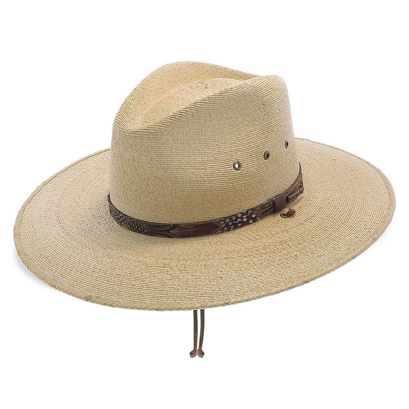 Stetson Cumberland in Toasted Palm Color