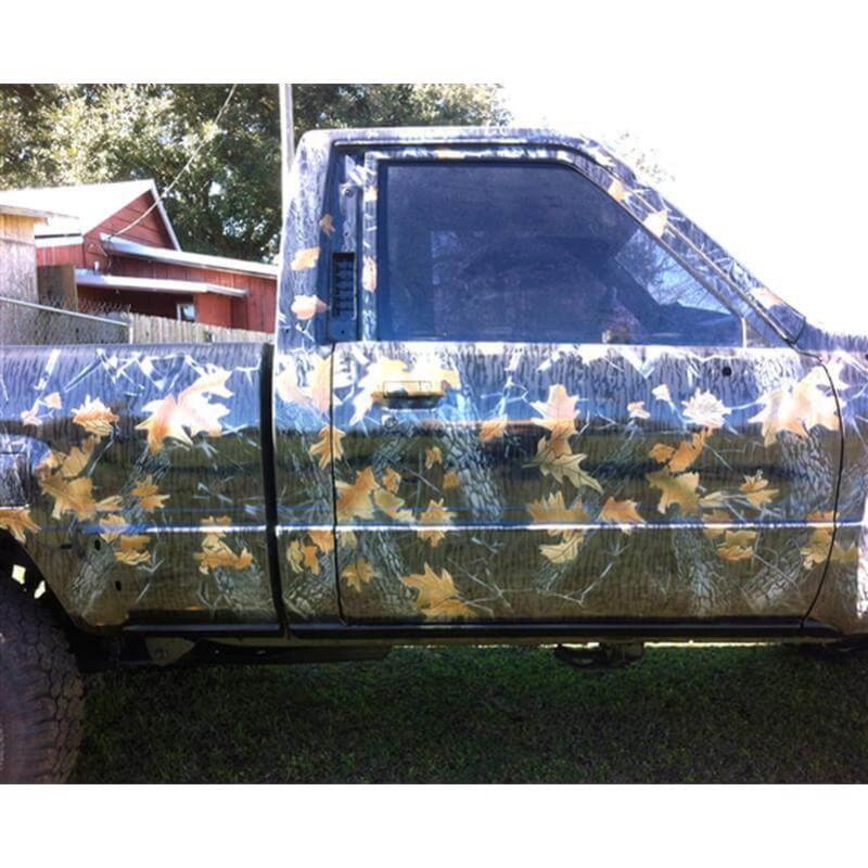 Styx River Duck Boat Camo Stencil Kit