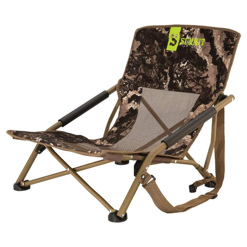 Summit Low Pro Chair in Veil Whitetail