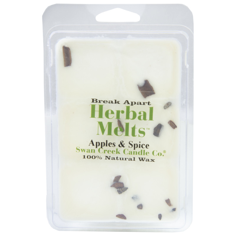 Swan Creek Drizzle Melts in Apples & Spice
