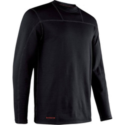 Terramar Mens Crew Long Sleeve