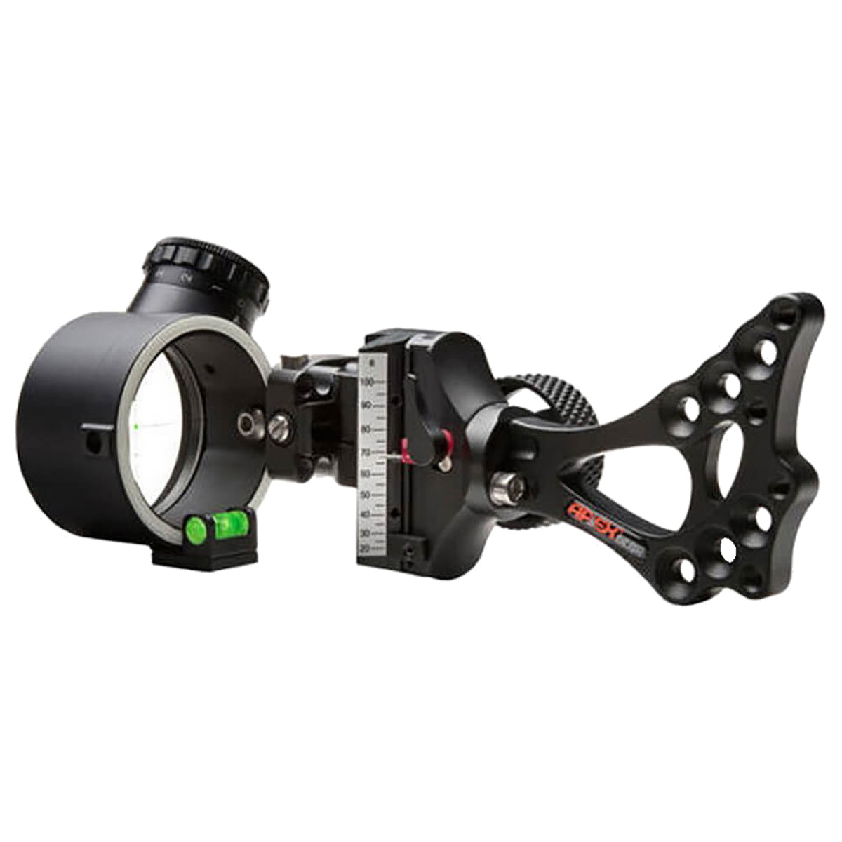 Tru Glo Carbon Hybrid Micro 5 Pin .019 Sight w//Light APX