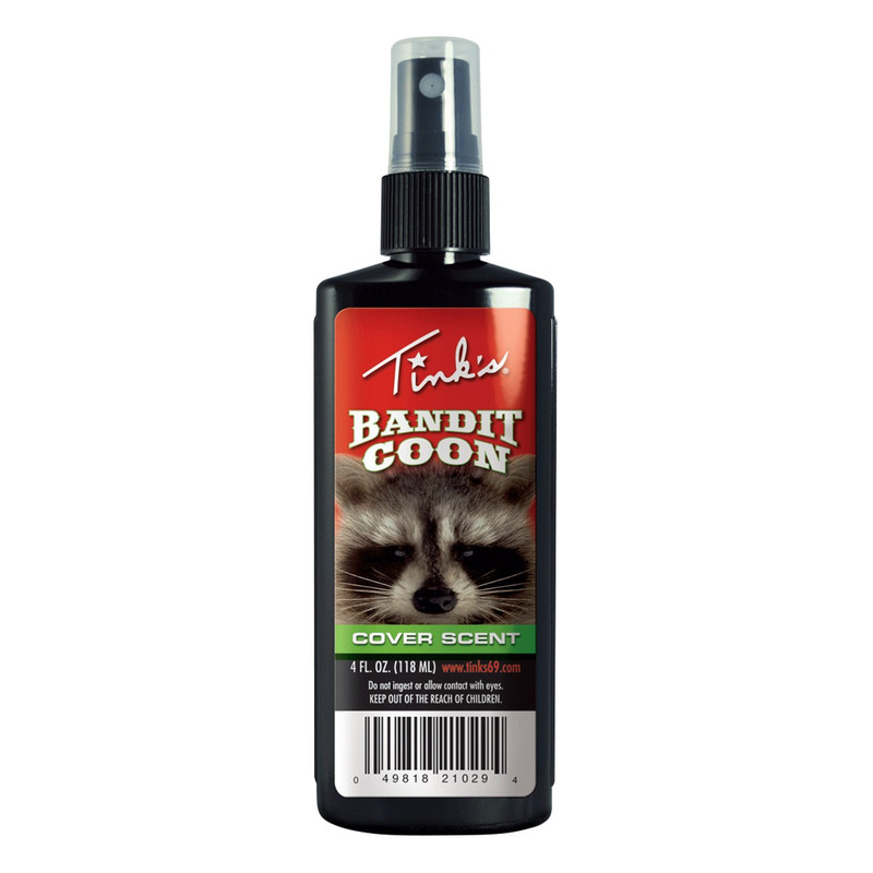 Tinks Bandit Coon Cover Scent - 4 oz