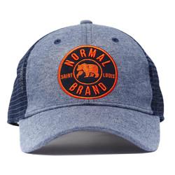7aa6e8588974e The Normal Brand University Bear Cap
