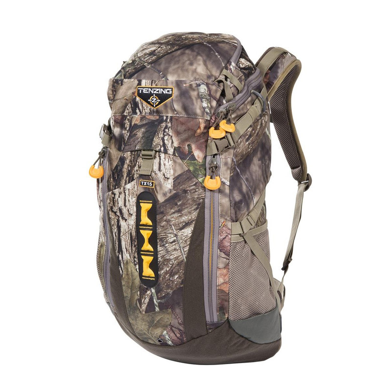 Tenzing Rumble Day Pack Mossy Oak Country