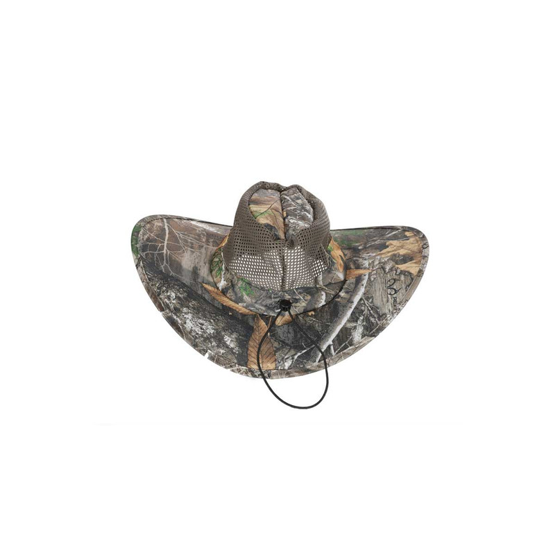 The Pop Hat Packable Sun Hat in Realtree Edge Color