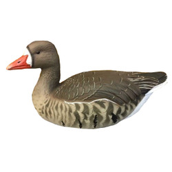 The Real DeCOY Super Flutter GHG Specklebelly Goose Motion Decoy