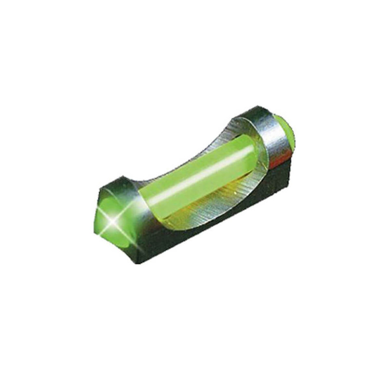 TruGlo Fatbead Shotgun Sights in Green Color