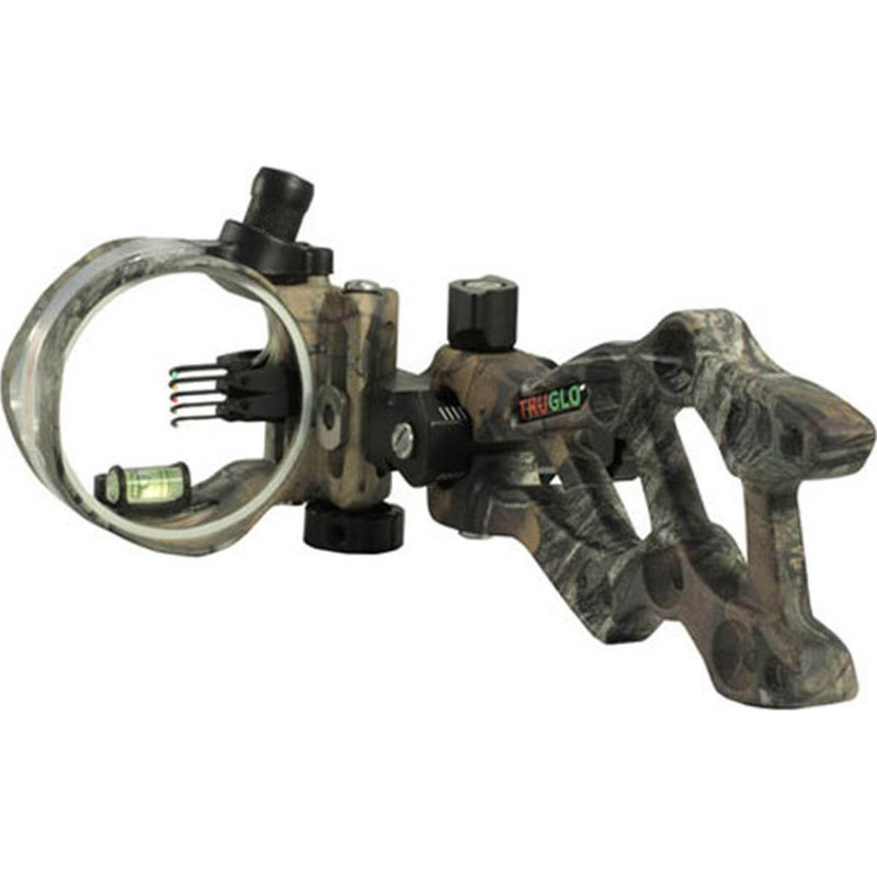 Truglo Hyper-Strike 5 Light DDP Bow Sight - XTR