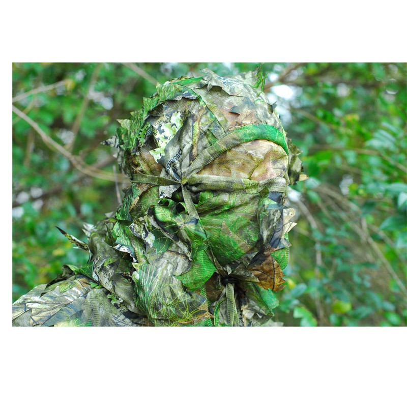 Titan 3D Face Mask in New Mossy Oak Obsession Color