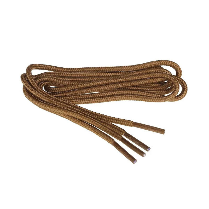 Twisted X Mens Replacement Shoe Laces in Brown Color
