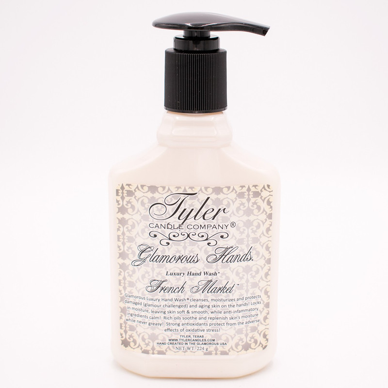 Tyler Candle Co Luxury Hand Wash 8oz