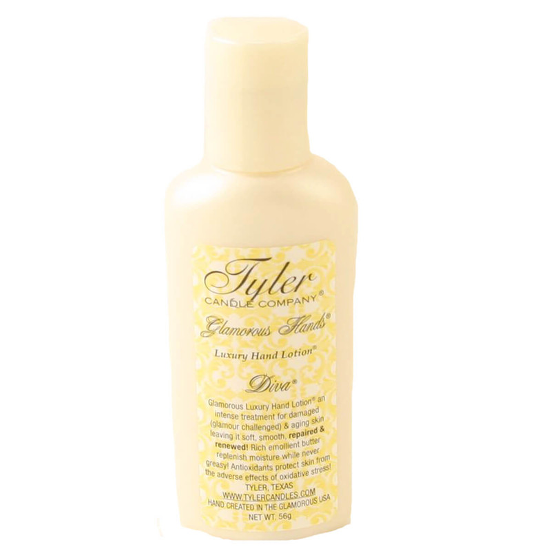 Tyler Candle 2oz Luxury Hand Lotion
