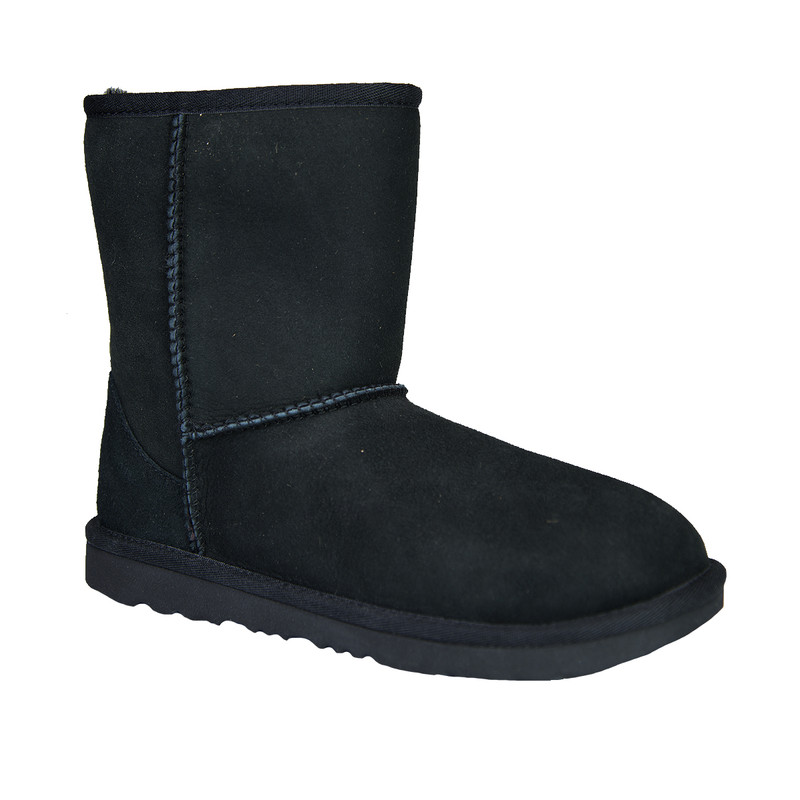 UGG Toddler Classic II Boot in Black Color