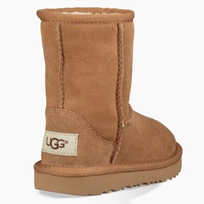 UGG Toddler Classic II Boot in Chestnut Color