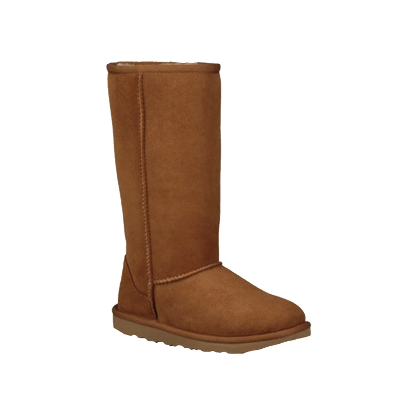 UGG Youth Classic II Tall Boot in Chestnut Color
